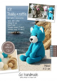 13018_Kit_Teddy_Rattle_Front_Turquoise_White