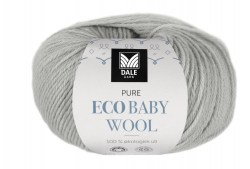222-1303_DG_Pure Eco Baby Wool_1303_ Stålgrå_Banderole