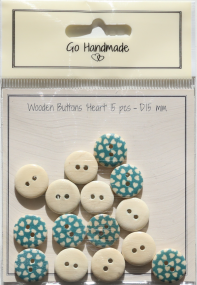 Wooden_buttos_17179_Heart_blue_15mm_15pcs